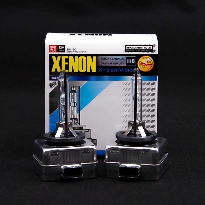 2pcs 35w D3S Xenon Bulb 4200K 6000K 8000K 5000K Xenon D1R Bulb Hid Lights Lamp Headlight For Audi A3 A4 A5 A6 S Line Q5 Q7 B8