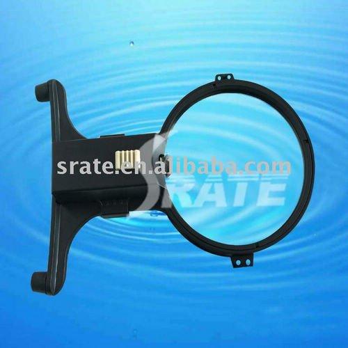 2x, 4x двойная мощность Лупа в ручном режиме с шейный ремень и свет для шитье ручной работы переплетения MG11087