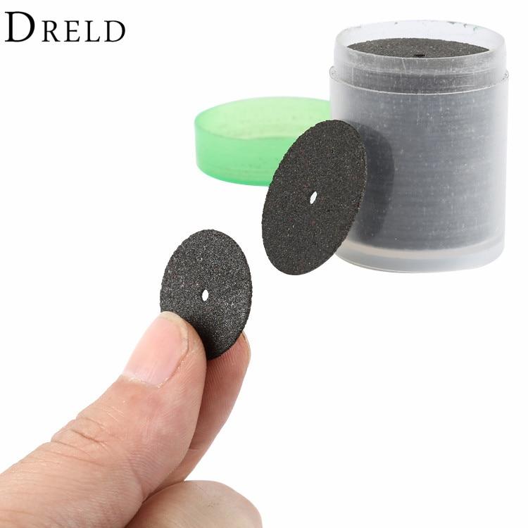 36 Pcs 24mm Dremel Accessoires Disques Abrasifs Disques De Coupe - Outils abrasifs - Photo 3