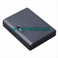 Wholesale MC500 Portable Combination Mini Car Gun Pistol Wristwatch Steel Carry On Safe Box Ipad Box