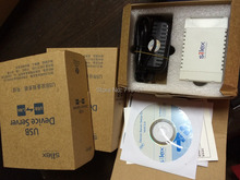 FREE SHIPPING SX-3000GB Double USB network print server network scanning