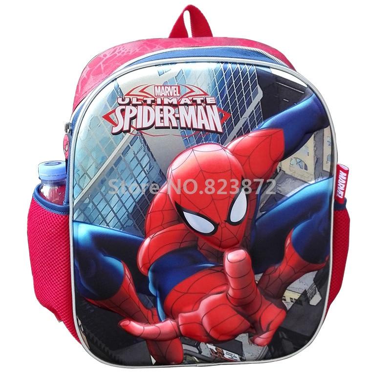 Дошкольные рюкзаки для мальчиков человек паук школьные рюкзаки для девочек 1-4 класс легкие отзывы