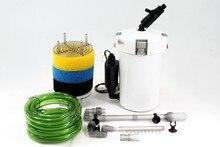 Sunsun hw-602b mini aquarium externe außenfilter 106 gph bis zu 20 gallonen
