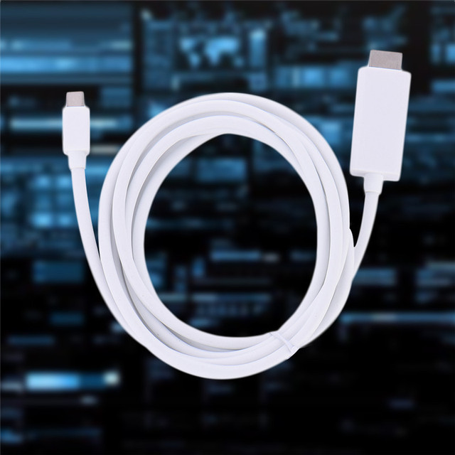 MINI Displayport to HDMI HD Cable Line DP to HDMI for Apple MacBook / MacBook Pro / Mac Book Air