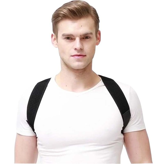 Clavicle Support Slouching Corrective Posture Correction Spine Braces Supports Posture Correct Belt Corrector De Postura