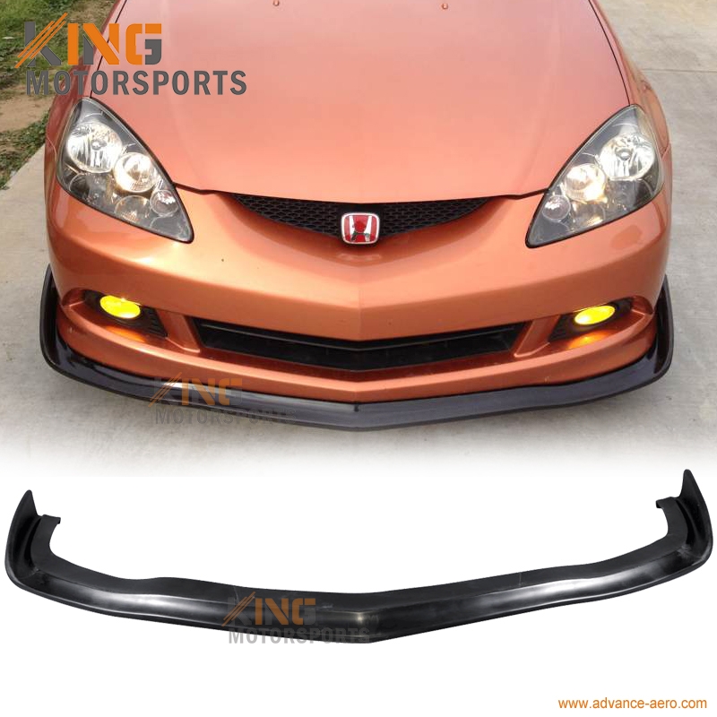 For 2005 2006 Acura RSX CS Style Urethane Front Bumper Lip