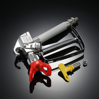 3600PSI High Pressure Airless Paint Spray Gun Airbrush 517 Spray Tip Nozzle Guard For Graco Wagner