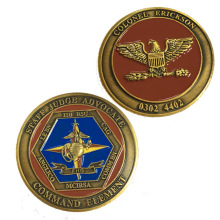 цена на Factory direct double sided 3D coin cheap custom USA military challenge coin