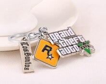 GTA5 Game Model Keychain Gift