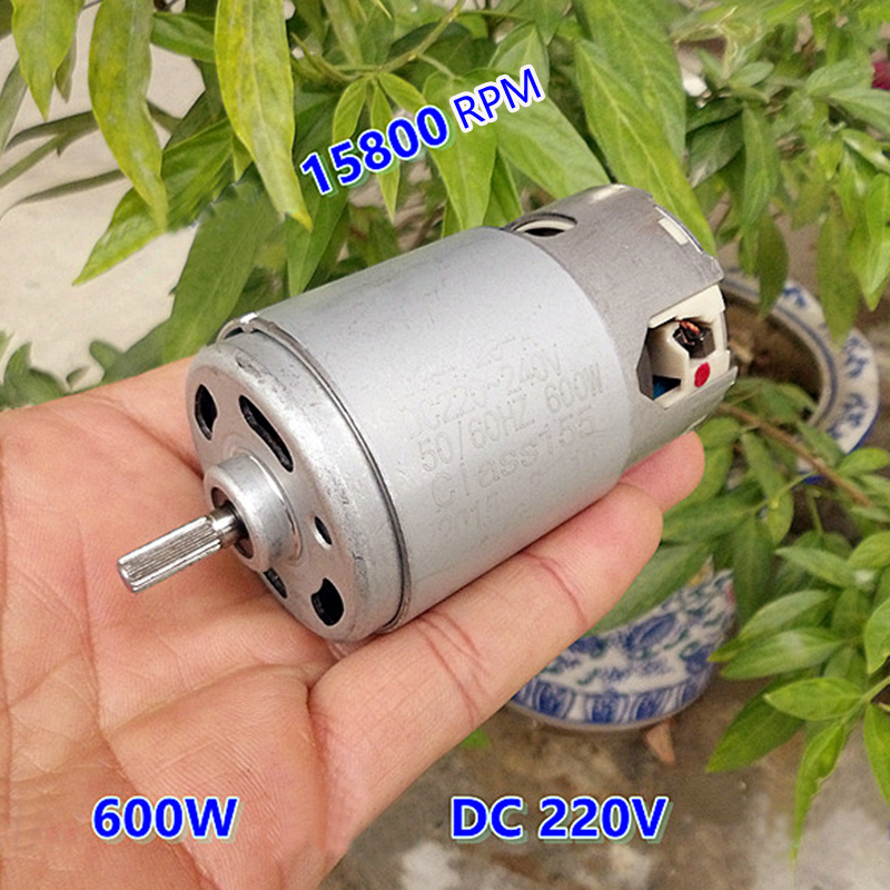 Replacement High power DC Motor 600W 220~240V 15800RPM For Soybean milk machine motor, Soymilk motor, DIY etc. 5w 10w rgb rgbw led ceiling panel light ac85 265v embedded recessed downlight bulb changable with 24 key remote control