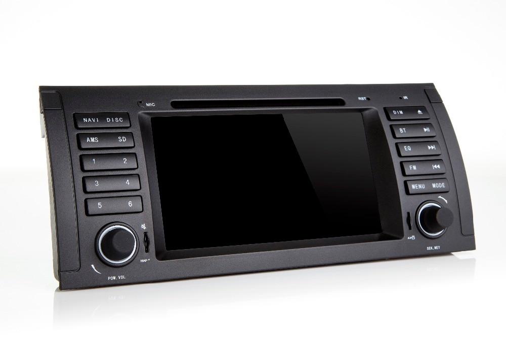 Новые подарки 7 Android 8.0 Octa core автомобильный Радио dvd-плеер GPS навигации для BMW 7 серии 1994- 2001 E39 1995-2003 M5 1999-2003