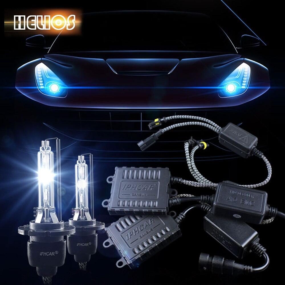 35 Вт AC HID ксенона canbus ксенон; Балласт H1 H4 H7 H8 H11 HB3 HB4 H13 9007 9008 лампы белого цвета 6000 К фар автомобиля авто лампа