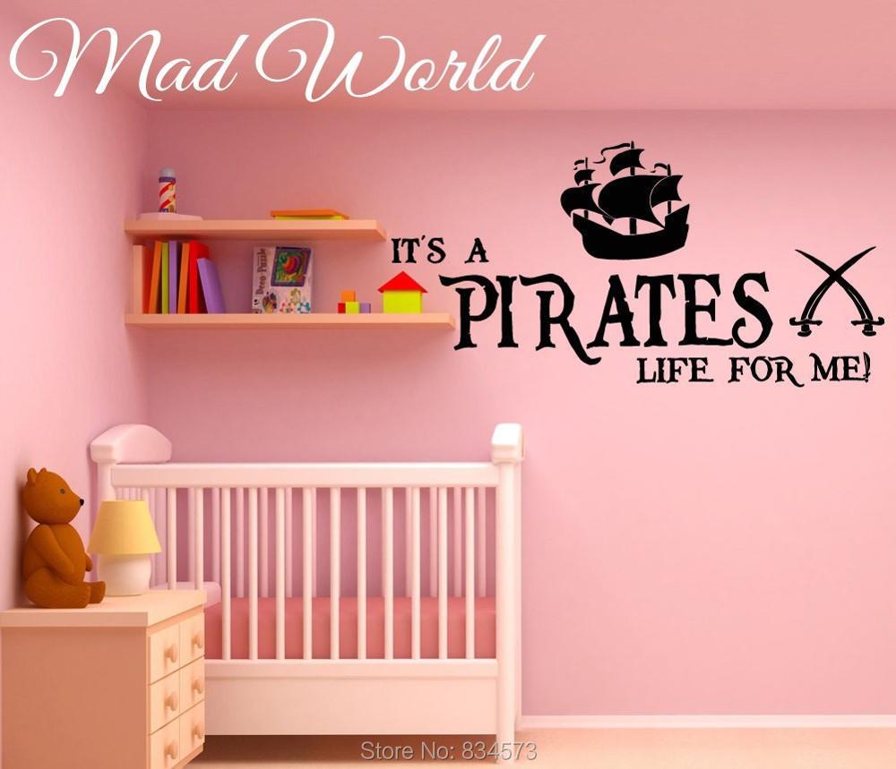 Pirate Bedroom Decor Popular Pirate Bedroom Decorations Buy Cheap Pirate Bedroom