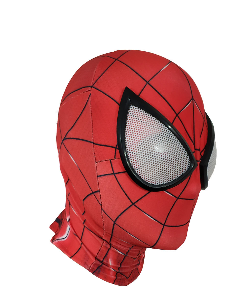 Creative Avenger 4 Spiderman Hood mask Cosplay Costume for Adults and Teenagers B559 in Action Toy Figures from Toys Hobbies