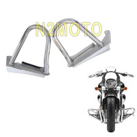 For Suzuki Boulevard M109R 2006 2011 Highway Crash Bar Engine Guard Protection Steel Safety Protection Bumpers