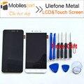 Ulefone Pantalla LCD 100% Nuevo de Alta Calidad de Metal Accesorios de Reemplazo LCD + Pantalla Táctil para Ulefone Smartphone de Metal