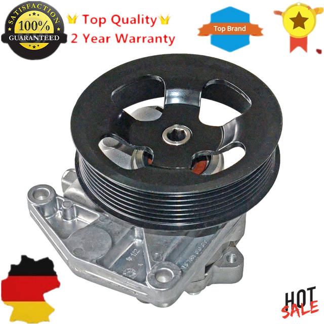 New Power Steering Pump For Mercedes W211 S211 C219 W204 E280 E300