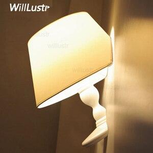Настенный светильник Titanic, современный светильник Fluke для спальни, фойе, кабинета, офиса, ресторана, отеля, гостиной, столовой, новинка, свети...