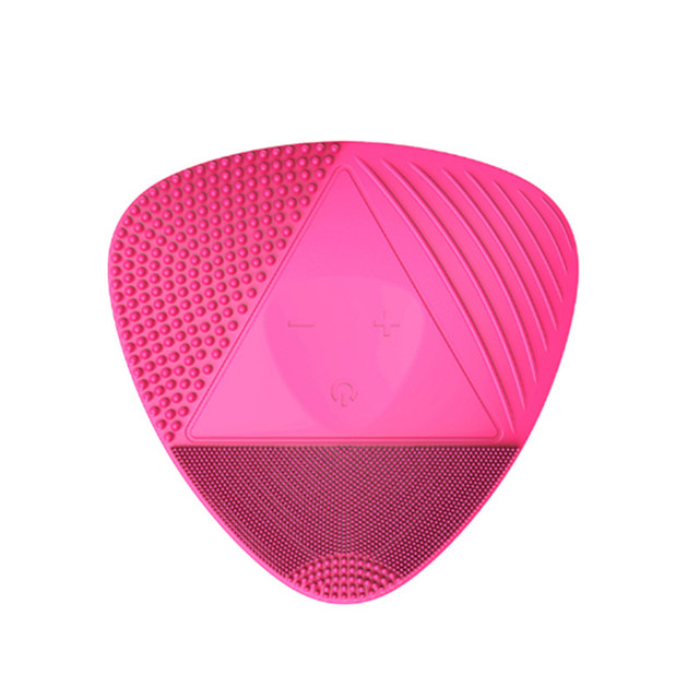 Waterproof Facial Silicone Cleansing Brush