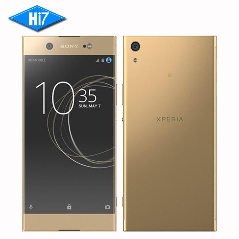 NEW Original Sony Xperia XA1 Ultra G3226 4GB RAM 64GB ROM 2700mAh Dual Sim Card 6.0 inch 23MP Helio P20 LTE Smart Mobile Phone