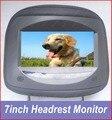 Um Monitor 7 polegada LEVOU tela digital monitor de encosto de cabeça do carro PCCar Modelo-728 opção 3 cores de Substituição para HYUN-DAI GGG