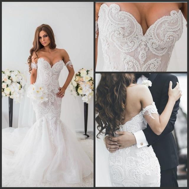 Mermaid Beach Wedding Dresses