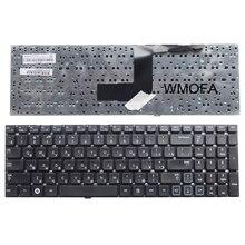 Ru черный новый для samsung rv511 rc510 rc520 rv520 rv515 rv518 rc512 клавиатура ноутбука россии