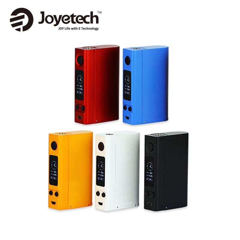 Original Joyetech eVic VTC Dual TC Box MOD Temperature Control MOD VV/TC Mode Huge Vapor Electronic Cigarette NO Battery