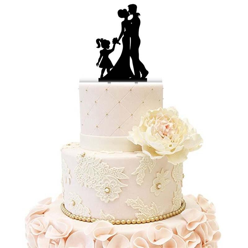 Aliexpress.com : Buy Bride Groom Cake Topper Wedding