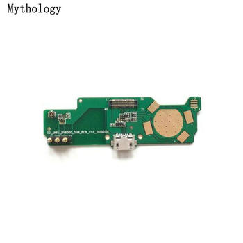 Mythology For Blackview BV6000 BV6000S USB Board Flex Cable Dock Connector 4.7 Inch Waterproof Mobile Phone Charger Circuits for doogee x20 usb board flex cable dock connector 5 0mtk6580a quad core mobile phone charger circuits mythology