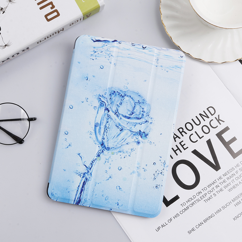 <font><b>Case</b></font> for <font><b>Samsung</b></font> <font><b>Galaxy</b></font> <font><b>Tab</b></font> A <font><b>SM</b></font>- T280 T285 <font><b>T550</b></font> T555 T580 T585 Cartoon Painting PU Leather Flip <font><b>Case</b></font> Magnetic Smart <font><b>Cover</b></font> Coque image