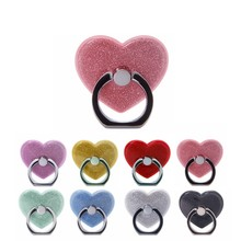 2019 New Arrival Mobile Phone Holder Metal Finger Ring Cute Cartoon Mickey Minnie Stand Support