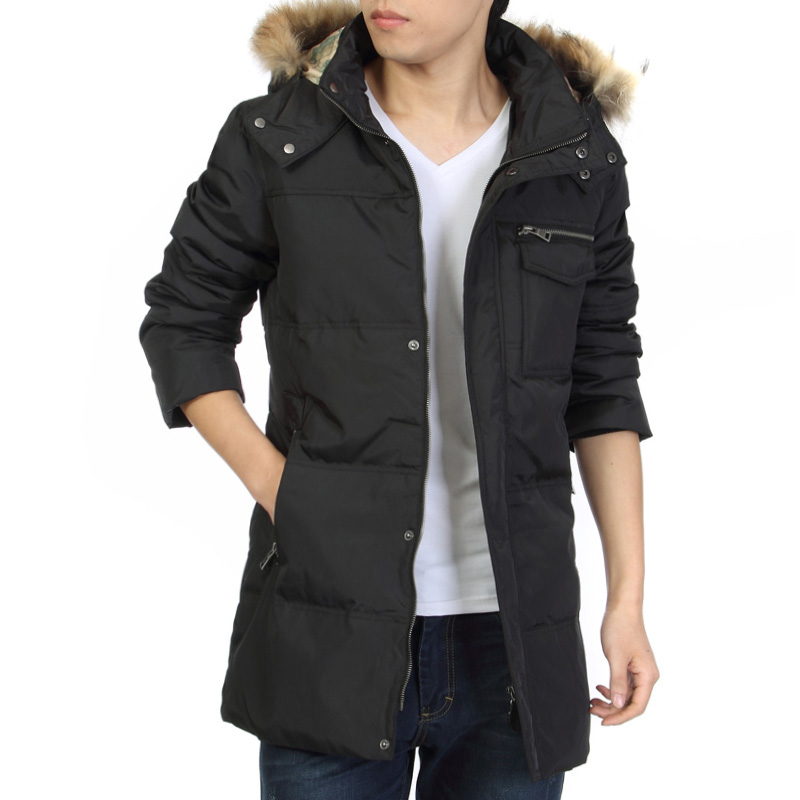 Mens Slim Down Jacket | Fit Jacket