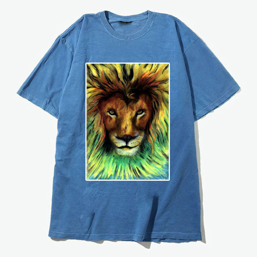 Психоделический рок-н-ролл регги модная дышащая пэчворк высокого качества Хлопковая футболка