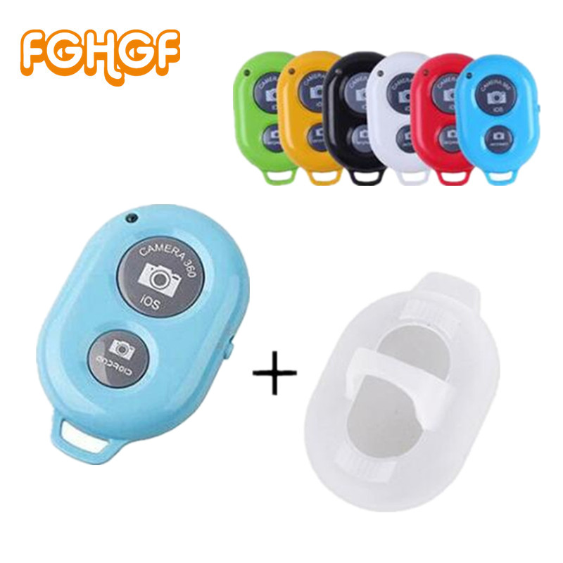 FGHGF Bluetooth Phone Self Timer Shutter Button for iPhone 7 font b selfie b font font