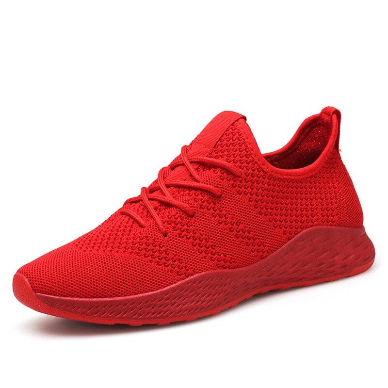 Fly Bomkinta Black White Annonce Automne Hommes Sneakers Tenis black Tissage Printemps gray Nouvelle Chaussures red Pour Extérieure Casual w1rnXUOx1q