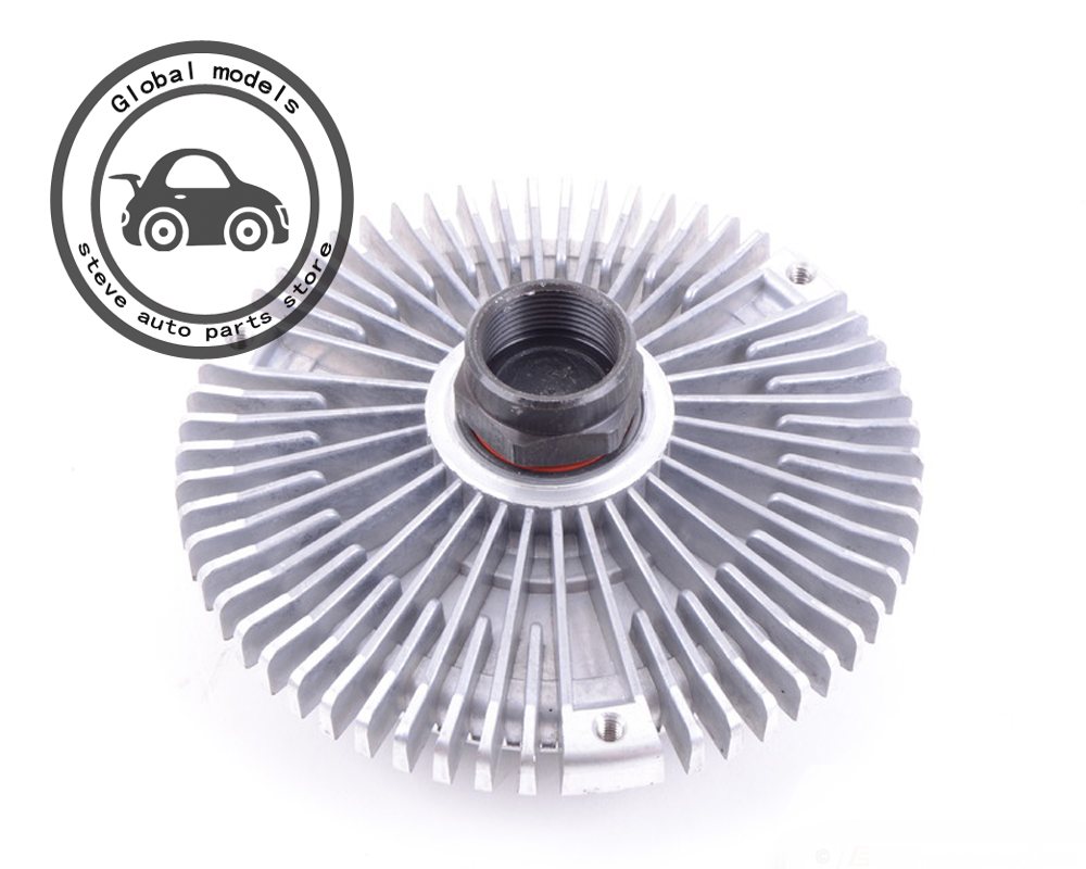 Mercedes W202 C280  VISCOUS ENGINE Cooling Fan Clutch /& Pulley Kit 94 95 96 97