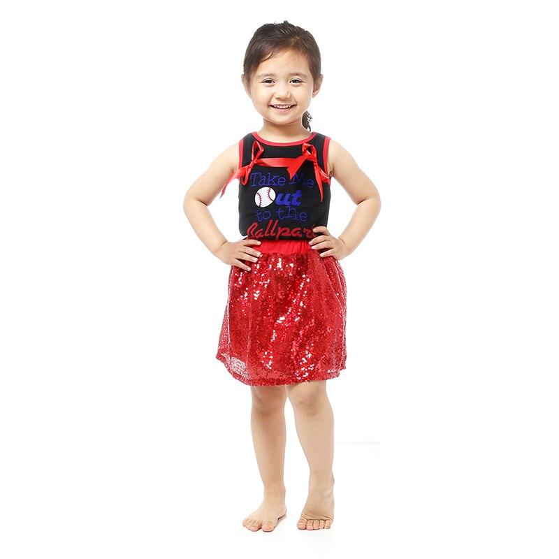 2016 baby girl summer set toddler girl clothing sleeveless ...