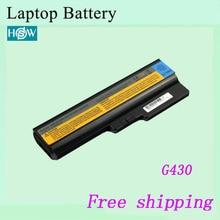 Горячая новая Замена Аккумулятор для ноутбука Lenovo G550 57y6266 57y6527