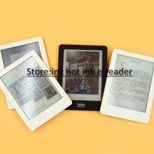 Электронная книга Kobo glo libros N613 сенсорный e-ink передний светильник WiFi 2 Гб книги читалка elnk onyx книга экономичная, чем Kindle