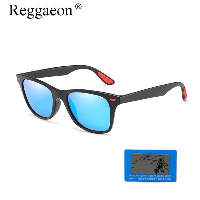 3b71974a578c 2018 Classic HD Polarized Sunglasses Women Men Square Goggles Vintage  Unisex drive Rice nail Sun Glasses