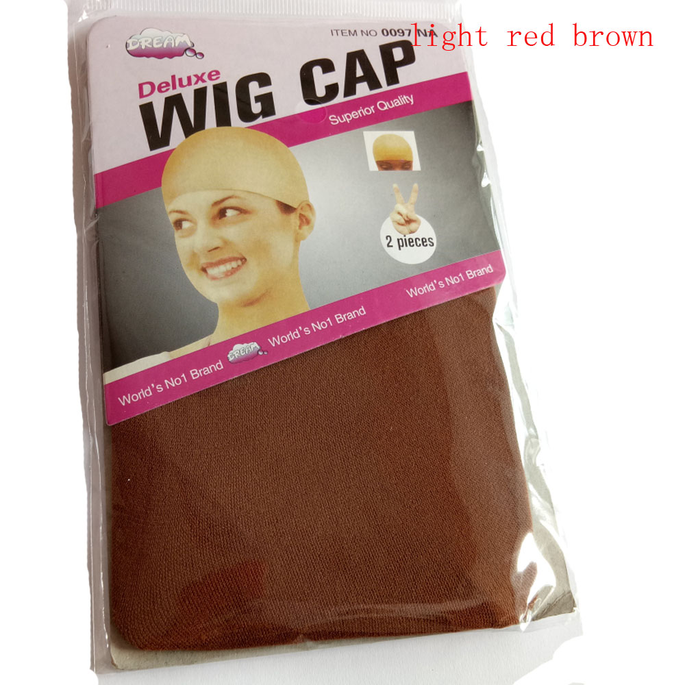 light red brown