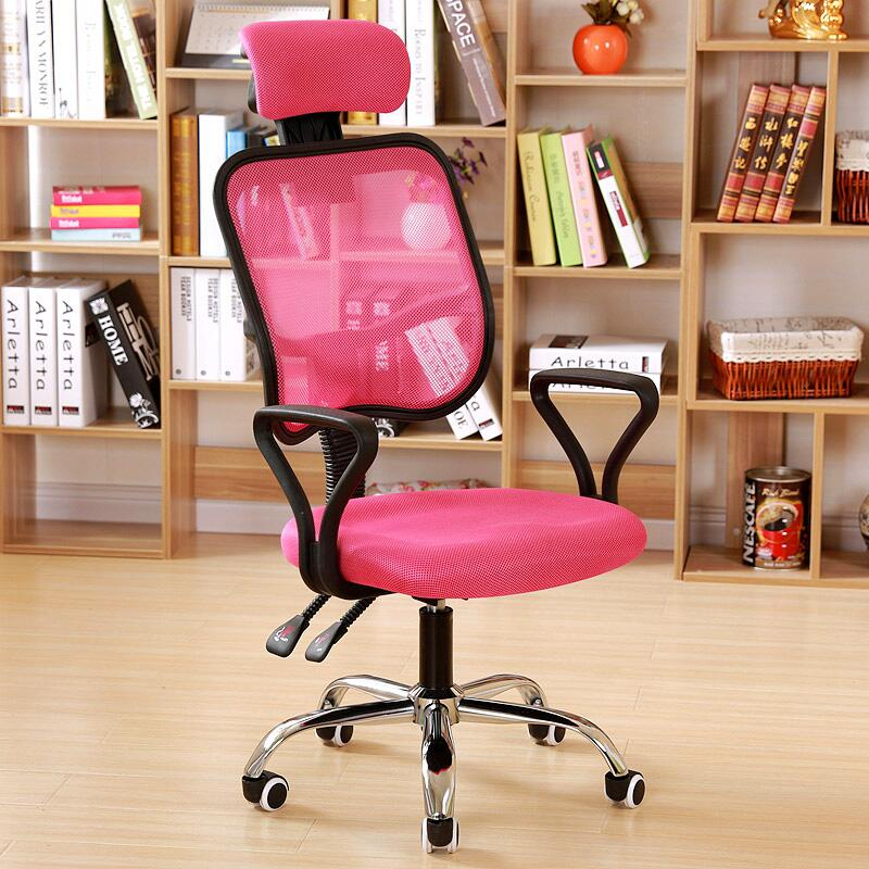 Ergonomic Executive Office Chair Swivel Computer Chair Lifting - Furniture - Photo 2