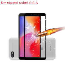 For Xiaomi Redmi 6 6a 6 A Tempered Glass Screen Protector 9H hd 2.5D Protection Film On Xiomi Xiami Redmi 6 Pro 6A Glass 5.45