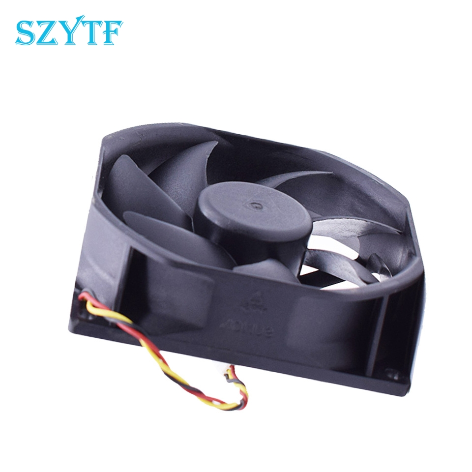 Free Shipping KDE1285PTV1 13.MS.B4061.AR.GN 85mm * 25mm 12v 3.6w 3wire server inverter cooling fan free shipping y s tech 6cm 60 60 10mm 6 6 1cm 6010 fd126010hb 12v 0 24a 3wire cooling fan