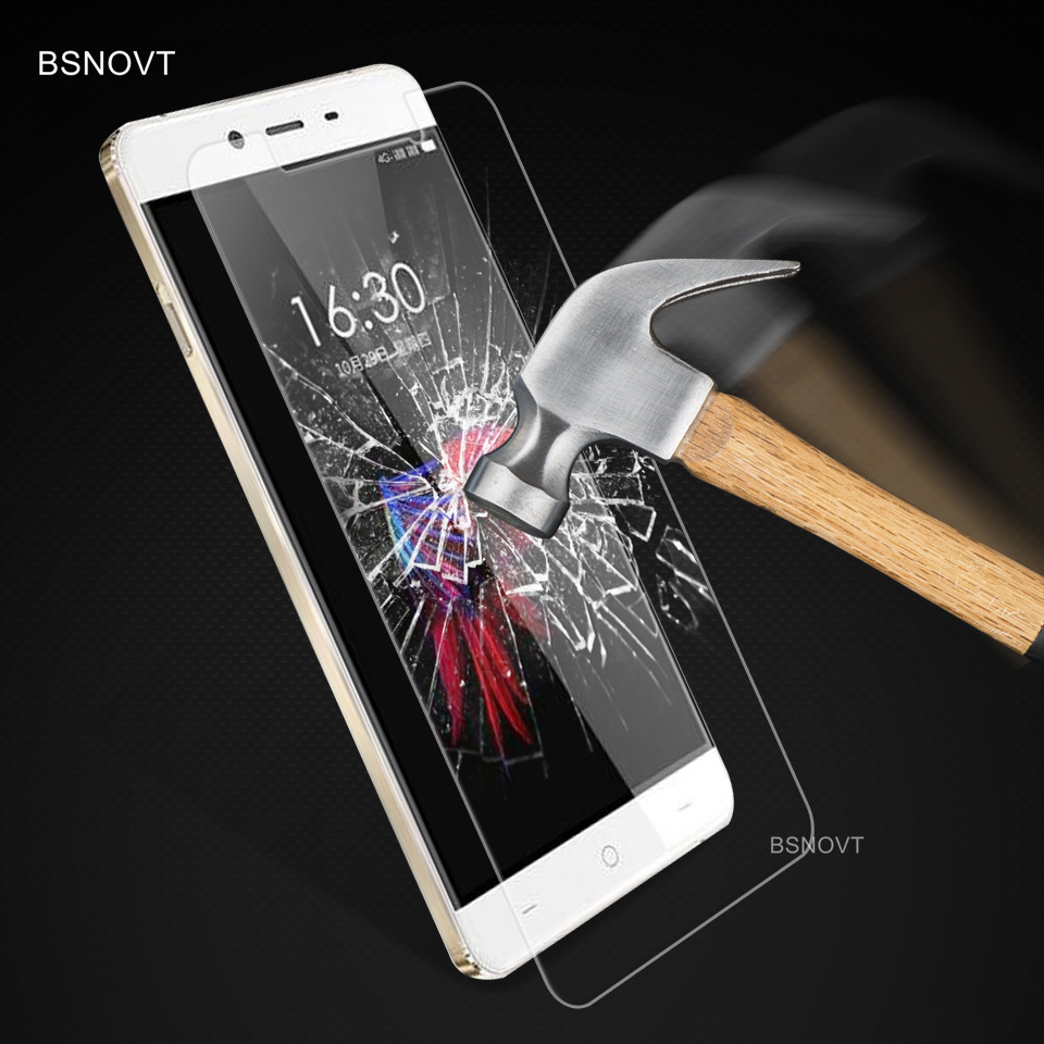 2PCS Glass For OnePlus X Screen Protector Tempered Glass For OnePlus X Glass For Oneplus X Phone Screen Protector Film BSNOVT