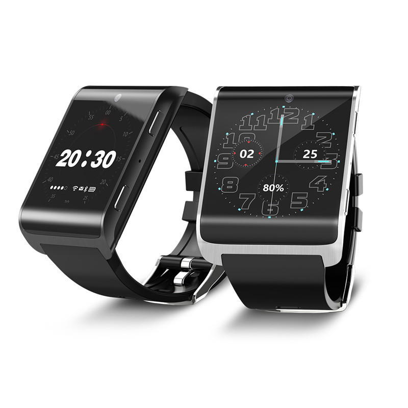 cdcdf647888 SmartWatch Android phone DM2018 MTK737 1GB+16GB Heart Rate Monitor 4G WiFi  GPS Smart Watch for amazfits watch PK KW88 Q1 pro-in Smart Watches from  Consumer ...