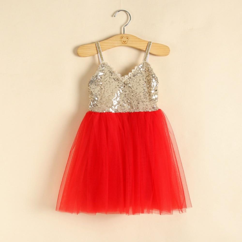 Kleid tull kinder
