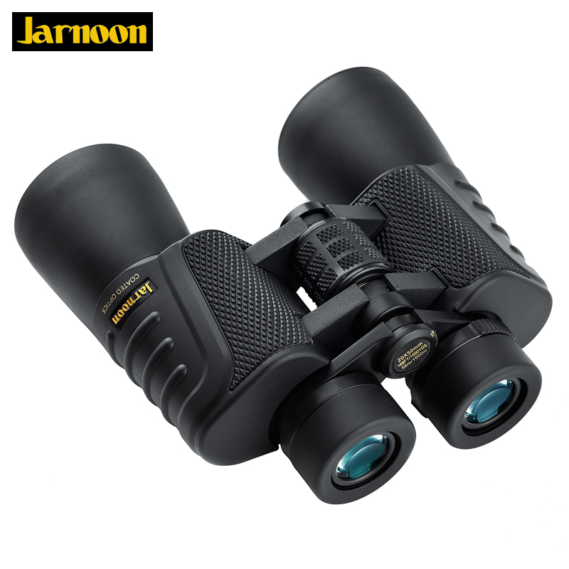 Jarnoon 20X50 Binoculars Lll Night Vision Professional Telescope Wide-angle Eyepiece Powerful waterproof binocular for Hunting new 1 25 f9mm 66 degree wide angle eyepiece for telescope