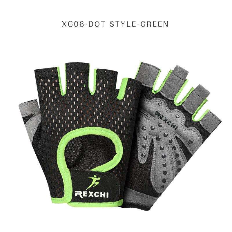 XG08 Dot Green